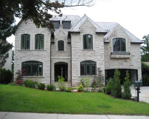 custom built homes in Post Road Toronto