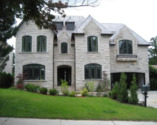 custom built homes in Post Road Toronto